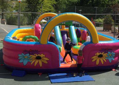Camping Les Ormeaux - Aire de jeux enfants 05b