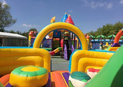 Camping Les Ormeaux - Aire de jeux enfants 07b