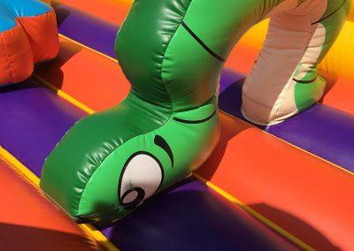 Camping Les Ormeaux - Aire de jeux enfants 11b