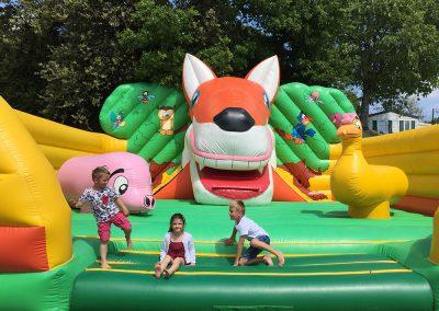 Camping Les Ormeaux - Aire de jeux enfants 12b