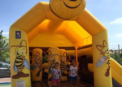 Camping Les Ormeaux - Aire de jeux enfants 15b