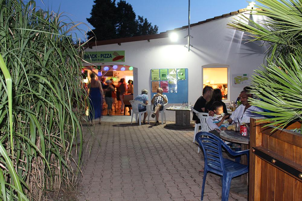 Camping Les Ormeaux - St Palais sur Mer - Snack services